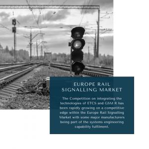 infographic: Europe Rail Signalling Market,Europe Rail Signalling Market Size, Europe Rail Signalling MarketTrends,  Europe Rail Signalling Market Forecast, Europe Rail Signalling Market Risks, Europe Rail Signalling Market Report, Europe Rail Signalling Market Share