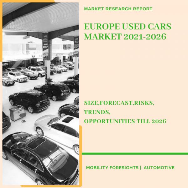 Europe Used Cars Market
