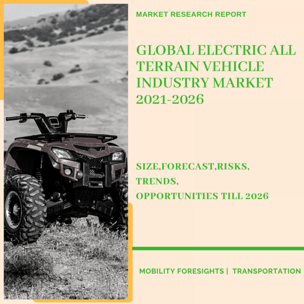 Electric All Terrain Vehicle Industry Market