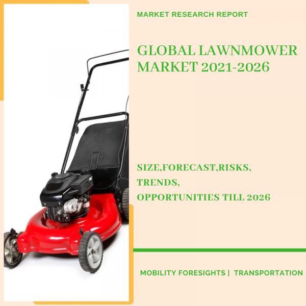 Lawnmower Market