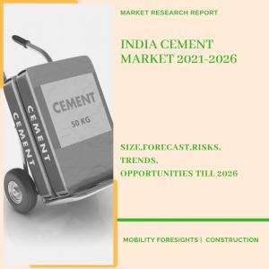 India Cement Market