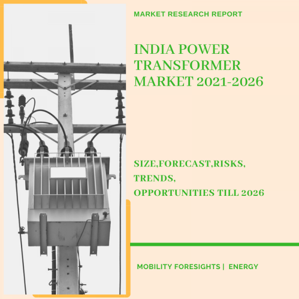 India Power Transformer Market 2021-2026 1