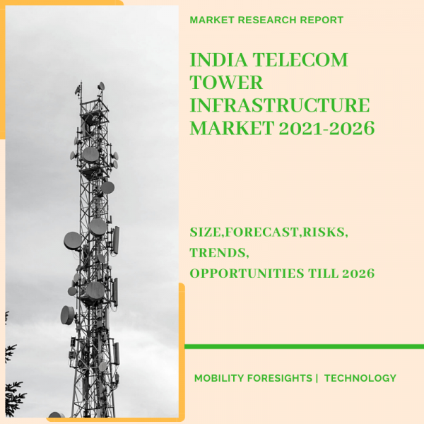 India Telecom Tower Infrastructure Market 2021-2026 1