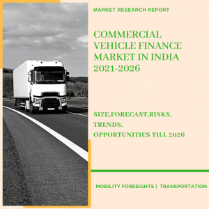 Commercial Vehicle Finance Market in India