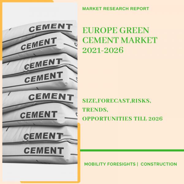 Europe Green Cement Market
