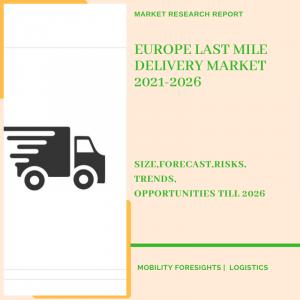 Europe Last Mile Delivery Market