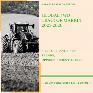 4WD Tractor Market