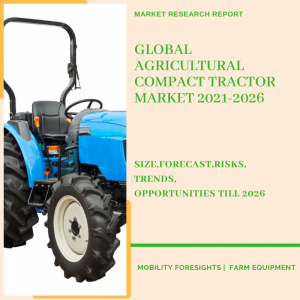 Agricultural Compact Tractor Market