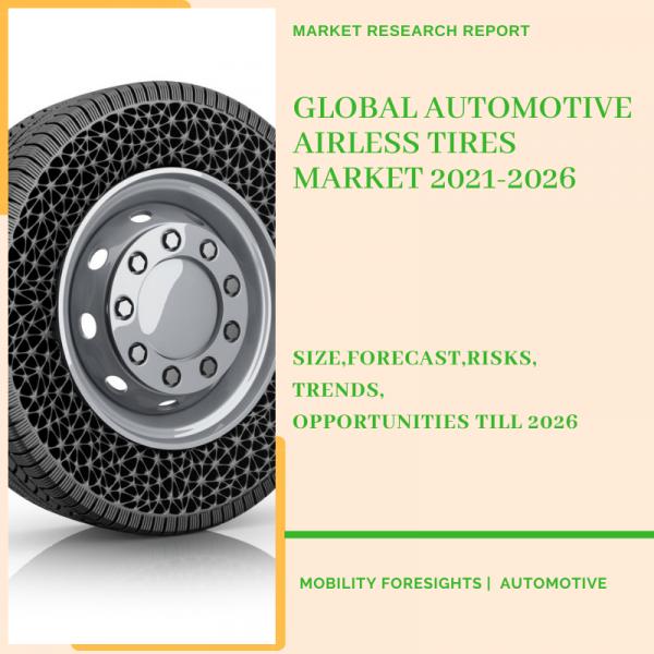 Automotive Airless Tires Market