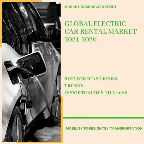 Electric Car Rental Market