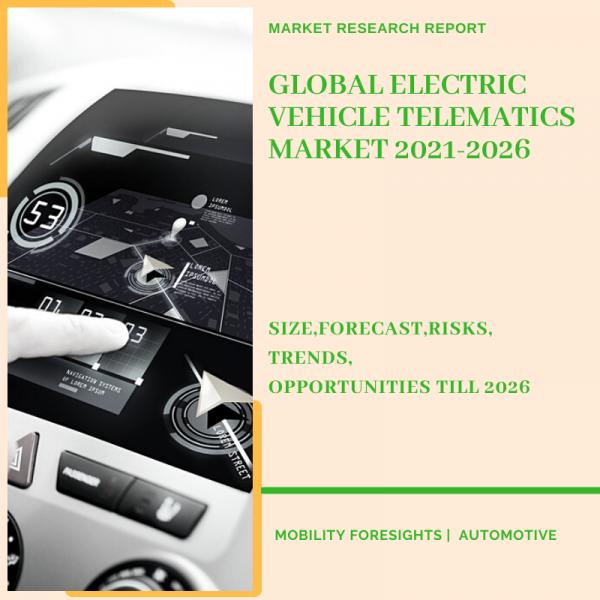 Electric Vehicle Telematics Market