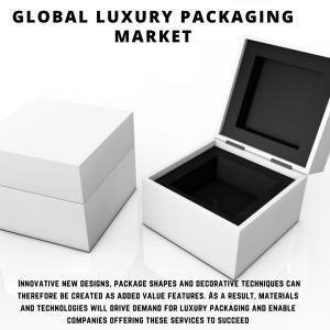 infographic: Luxury Packaging Market, Luxury Packaging Market Size, Luxury Packaging Market Trends, Luxury Packaging Market Forecast, Luxury Packaging Market Risks, Luxury Packaging Market Report, Luxury Packaging Market Share