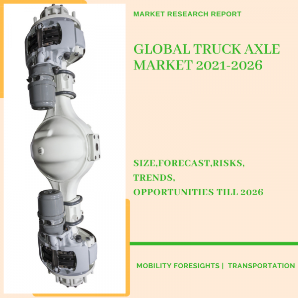 Truck Axle Market
