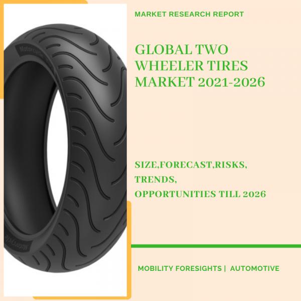 Two Wheeler Tires Market