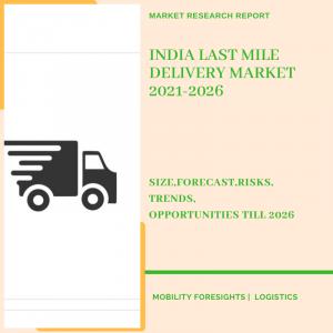 India Last Mile Delivery Market