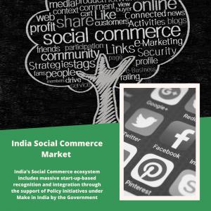 infographic: India Social Commerce Market, India Social Commerce Market Size, India Social Commerce Market Trends, India Social Commerce Market Forecast, India Social Commerce Market Risks, India Social Commerce Market Report, India Social Commerce Market Share
