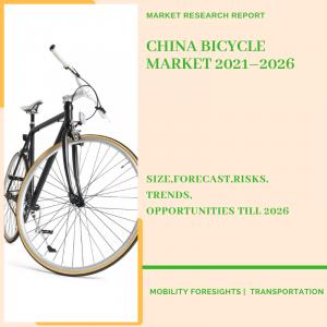 China Bicycle Market