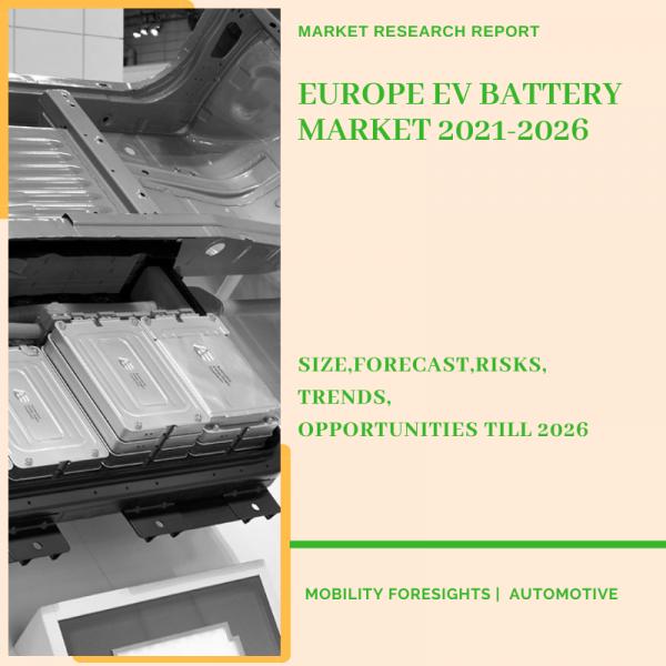 Europe EV Battery Market
