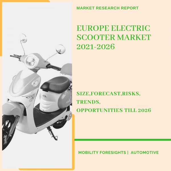 Europe Electric Scooter Market