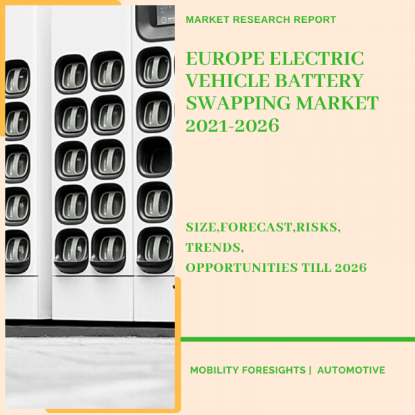 Europe Electric Vehicle Battery Swapping Market