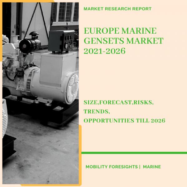 Europe Marine Gensets Market
