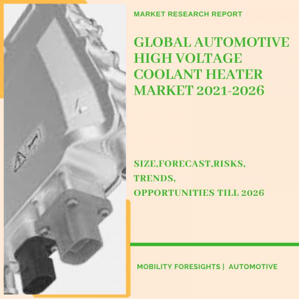 Automotive High Voltage Coolant Heater Market