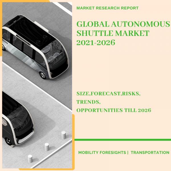 Autonomous Shuttle Market
