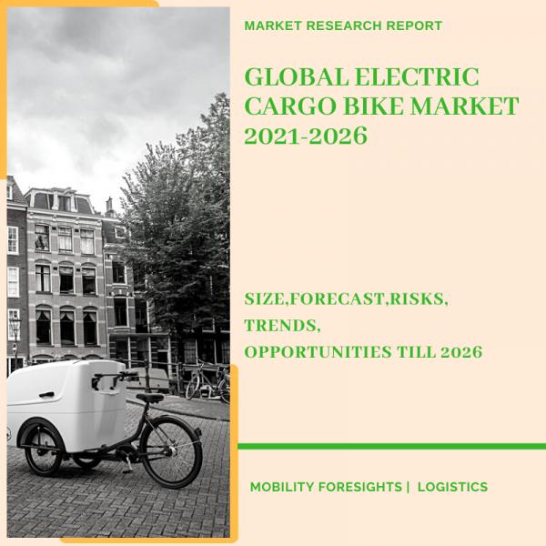 Electric Cargo Bike Market