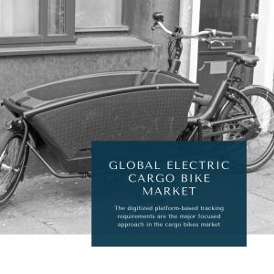 infographic: Electric Cargo Bike Market, Electric Cargo Bike Market Size, Electric Cargo Bike Market Trends, Electric Cargo Bike Market Forecast, Electric Cargo Bike Market Risks, Electric Cargo Bike Market Report, Electric Cargo Bike Market Share