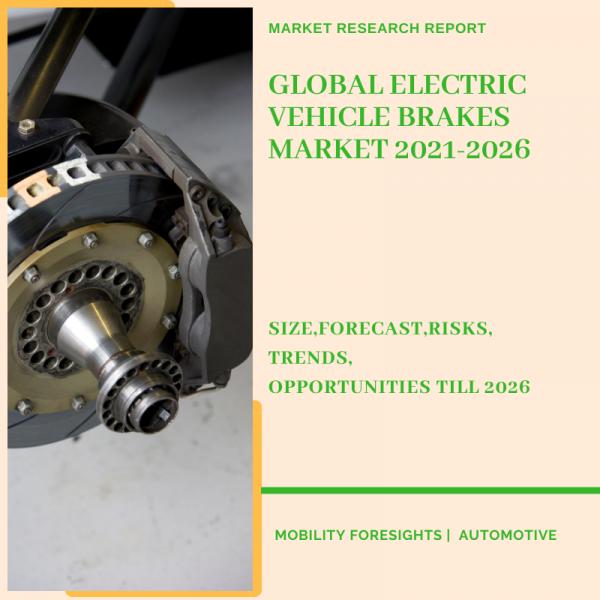 Electric Vehicle Brakes Market