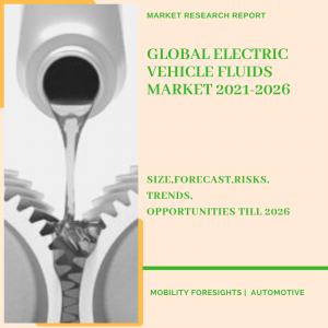 global Electric Vehicle FLuids Market report detailed by size, trends, geography