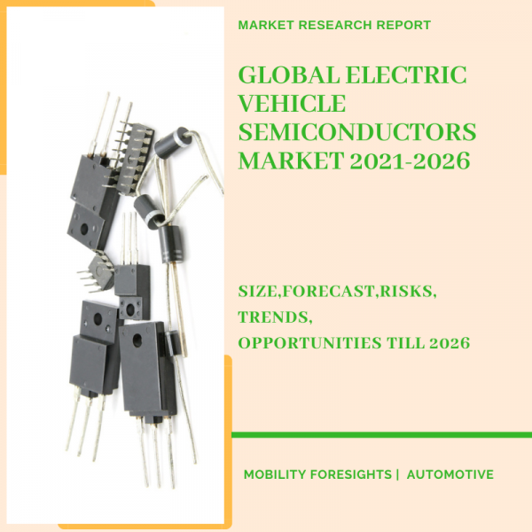Electric Vehicle Semiconductors Market