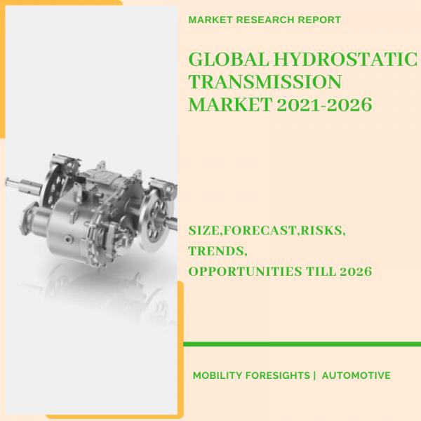 Hydrostatic Transmission Market