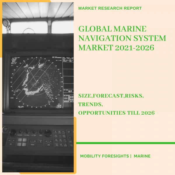 Marine Navigation System Market