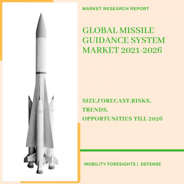 Global Missile Guidance System Market 2021-2026 1