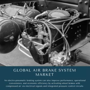 infographic: Air Brake System Market, Air Brake System Market Size, Air Brake System Market Trends, Air Brake System Market Forecast, Air Brake System Market Risks, Air Brake System Market Report, Air Brake System Market Share