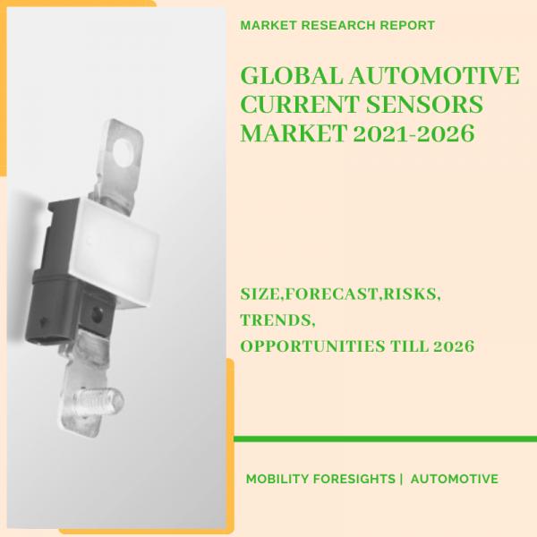Automotive Current Sensors Market