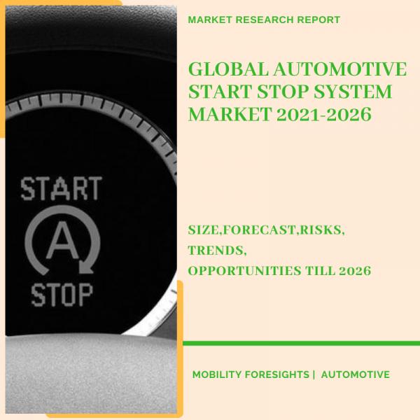 Automotive Start Stop System Market