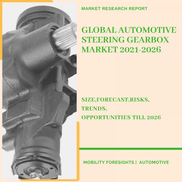 Automotive Steering Gearbox Market