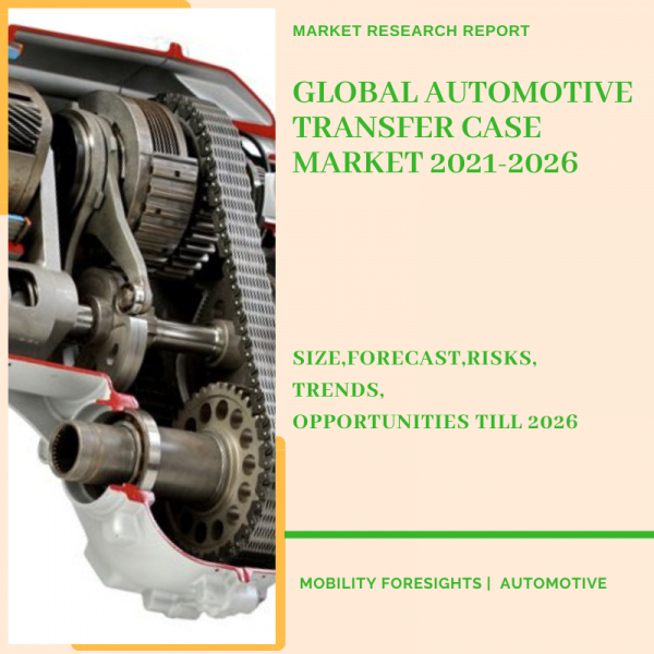 Automotive Transfer Case Market