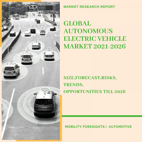 Autonomous Electric Vehicle Market