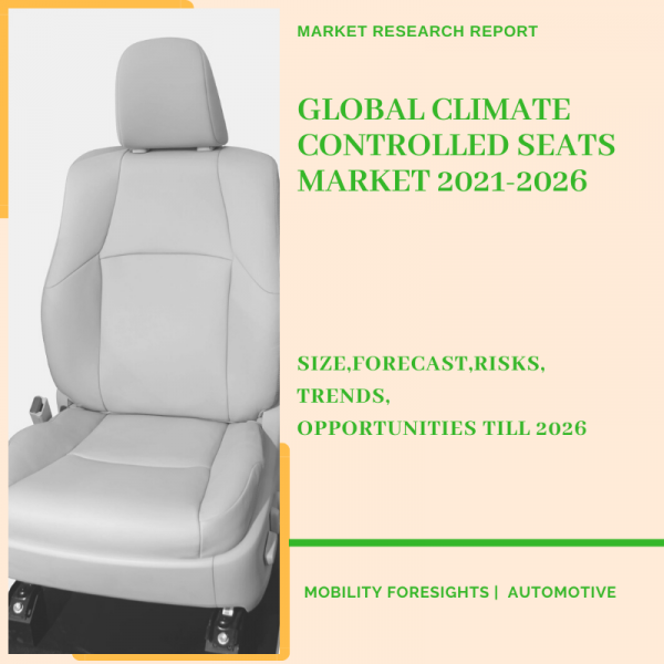 Climate Controlled Seats Market