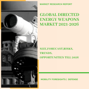 Directed Energy Weapons Market