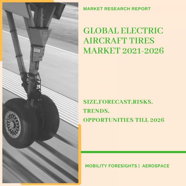 Electric Aircraft Tires Market