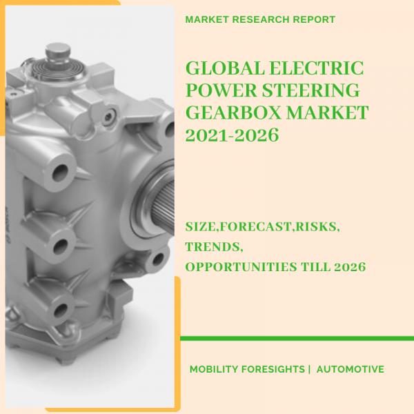 Electric Power Steering Gearbox Market