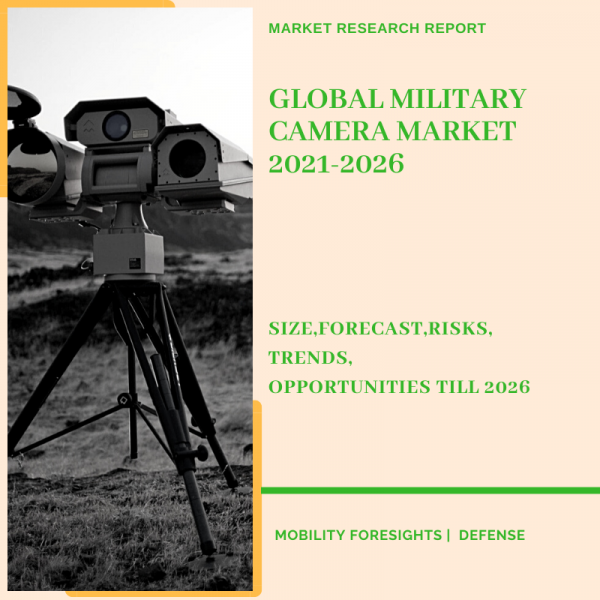 Global Military Camera Market 2021-2026 1