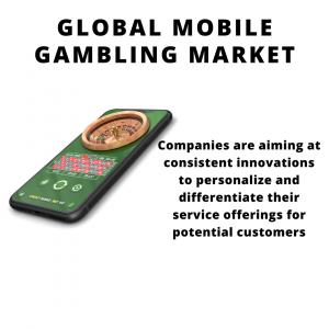 infographic: Mobile Gambling Market, Mobile Gambling Market Size, Mobile Gambling Market Trends, Mobile Gambling Market Forecast, Mobile Gambling Market Risks, Mobile Gambling Market Report, Mobile Gambling Market Share