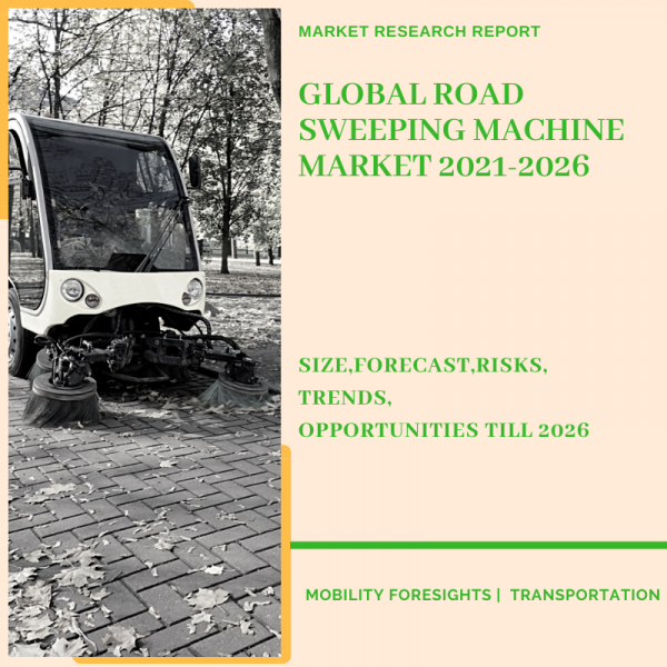 Road Sweeping Machine Market