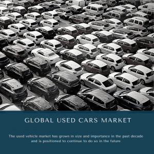 infographic: Used Cars Market, Used Cars Market Size, Used Cars Market Trends, Used Cars Market Forecast, Used Cars Market Risks, Used Cars Market Report, Used Cars Market Share