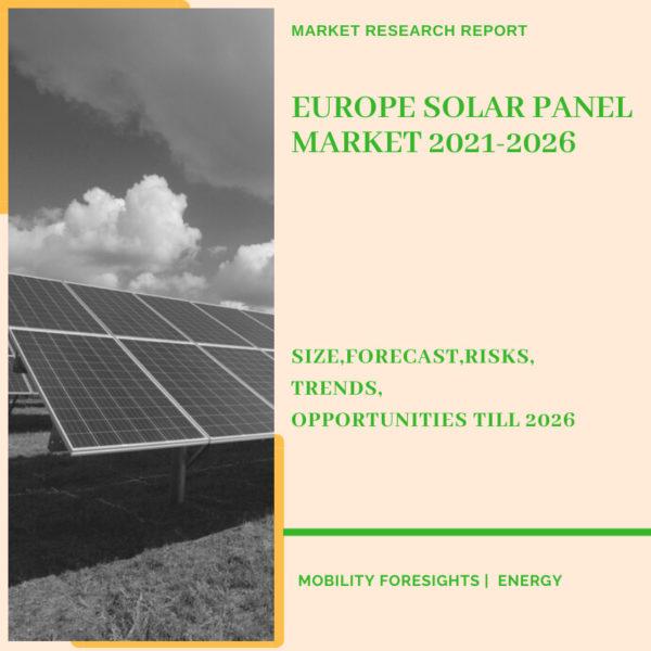 Europe Solar Panel Market